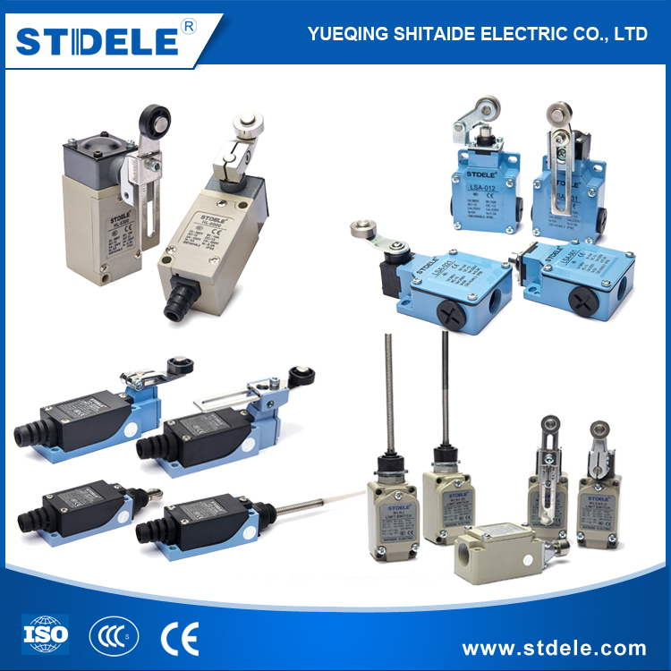hot sale cnc router parts lathe limit switch with CE certificate