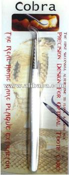 Cobra Dental Plaque Extractor