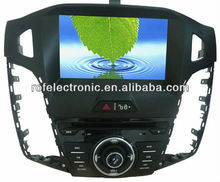 For Ford focus 2012 car DVD Player with GPS Bluetooth