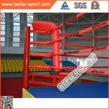 extra strengthened 6m size used competition boxing ring