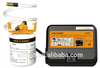 SM02 tire repair kit system including tire inflator and tire sealant