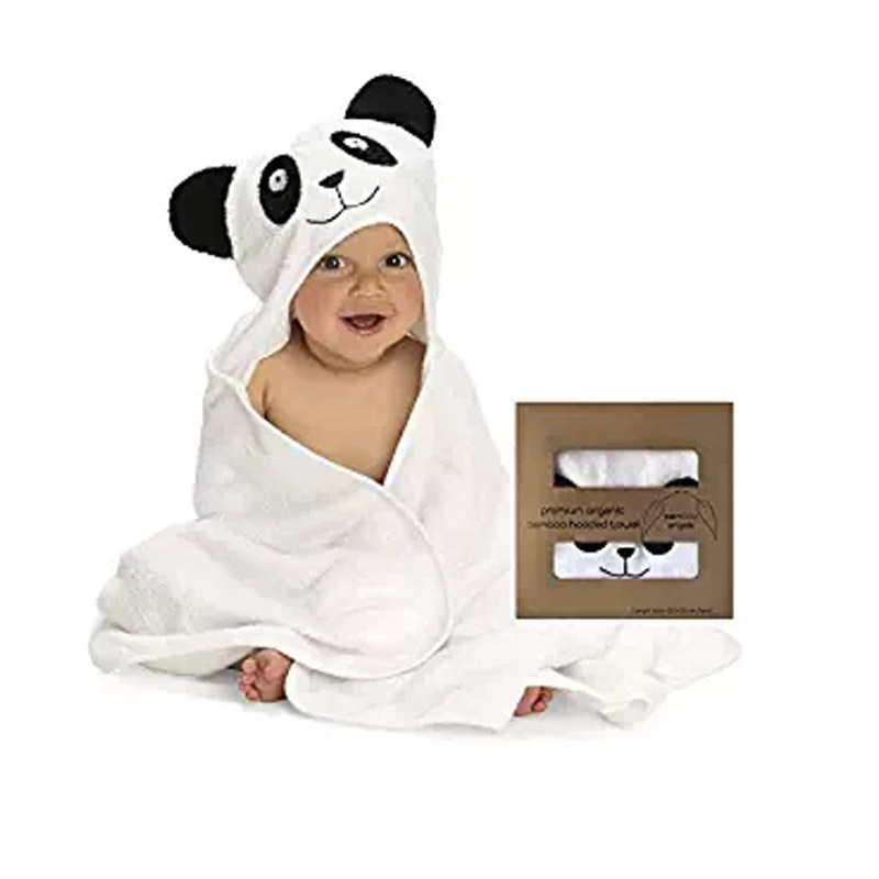 Hood Children Hooded Poncho Towel