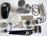 Motor de motocicleta/ 49cc Motor bicycle engine kits/ bicycle gas engine kit