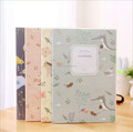 Soft cover paper notebook