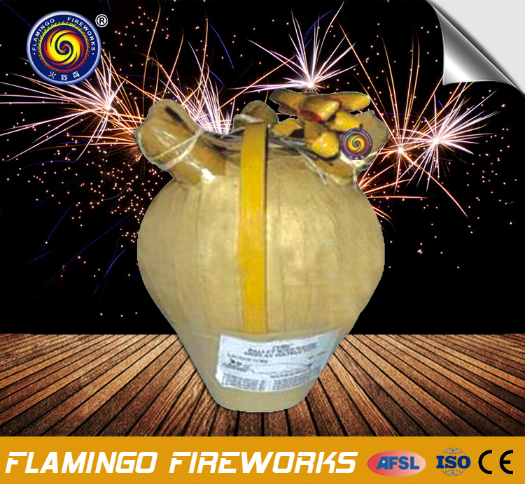 "Trade assurance supplier 5""Water Display Shell 1.3g fireworks"