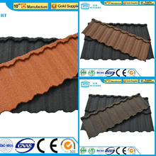 Korea modern design asphalt shingles roof tile