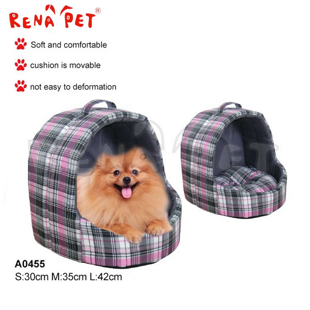 A0455 Cheap price eco friendly pet dog house pet bed