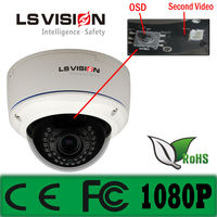 hd sdi camera 1080P home protection vandalproof dome names of security cameras