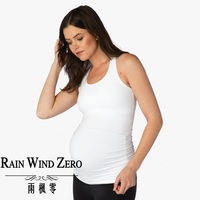 New arrival fashion pregnant women sexy photos maternity top