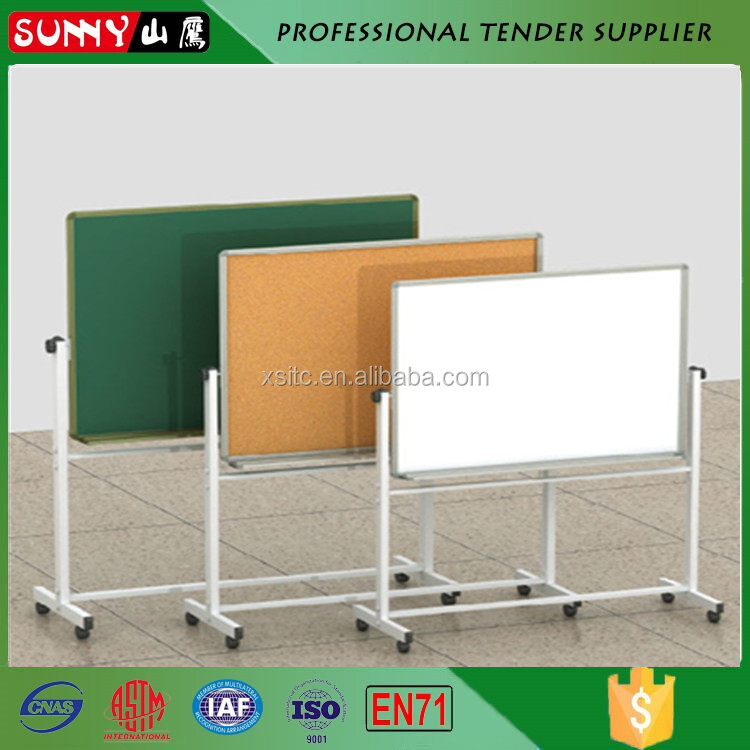 Office school custom movable dry erase marker whiteboard
