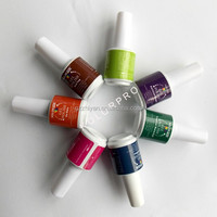 2015 new Product ! 100 Color nail gel factory direct easy soak off nail gel polishL / GEL POLISH
