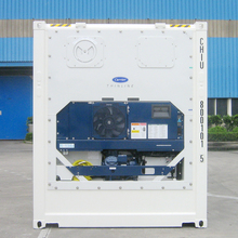 Best Quality Carrier Cooling Unit 20' 40ft power reefer containerer