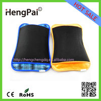 corduroy Hot water bags/hot water bottles cover/Hand warmer