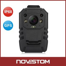 Built in Wi-Fi support PTT cable 3100mAh battery police enforcement section body video camera for law enforcement