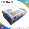 New products mini laser engraving machine 40w co2 laser for stamp