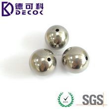 7mm 8mm 10mm 12mm 16mm stainless steel ball with hole