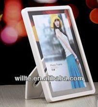 Perspex display/ acrylic photo frame display stand