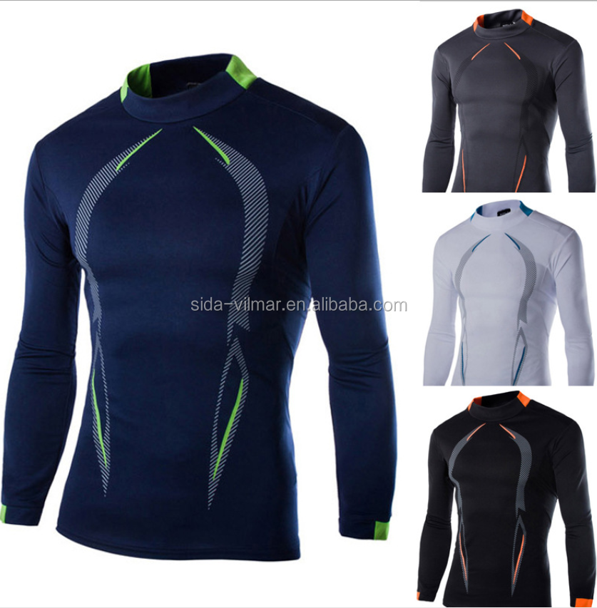 oem dry fit running t-shirts for outdoor sports