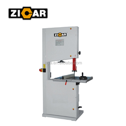 ZICAR BS24 woodcutting band saw vertical machine