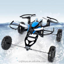JXD503 New Product 2.4G 3 IN 1 RC Hover Drone Ground Drive Aquatic Drive Sky Flight Waterproof Quadcopter UFO For Sale