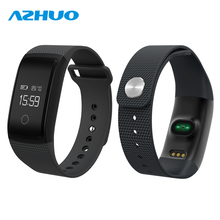 A09 Smart Bracelet Bluetooth Heart Rate Blood Oxygen Blood Pressure Monitor IP67 Waterproof Fitness Tracker Wristband