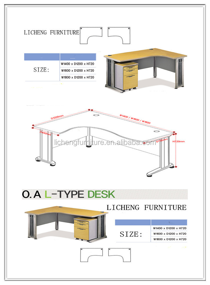Desk Office Table Design,High Tech Executive Office Desk,Executive