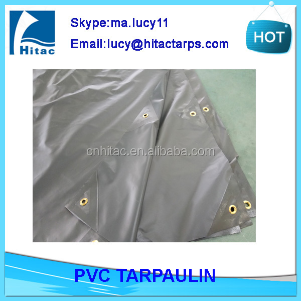 Reinforced fire retardant reinforced pvc vinyl fabric tarpaulin with cheap price