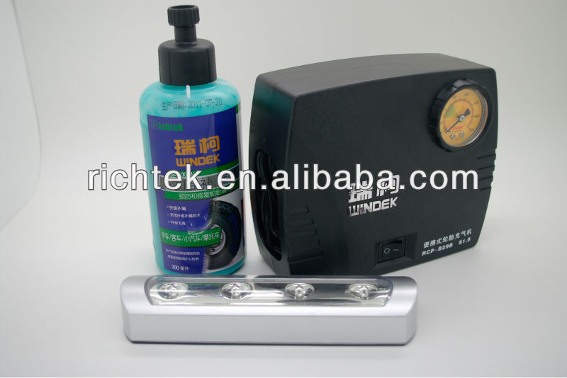 High Quality Cordless Sealant Tire Compressor Price