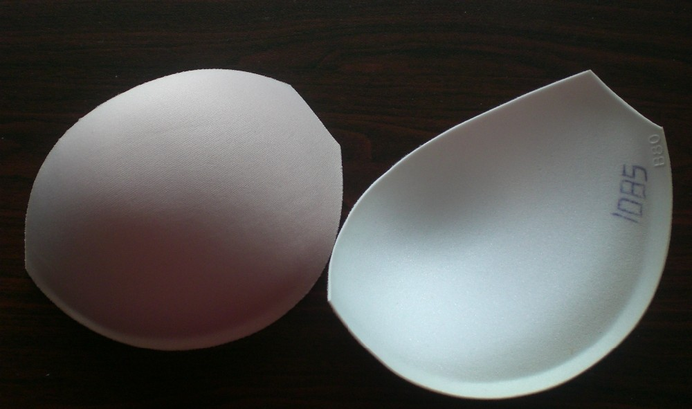 3/5 foam push up bra cups 1085#good quality
