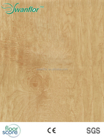 factory best price click vinyl floor, walnut wood like click vinyl plank flooring, click lvt flooring popular in Middle East