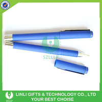 Custom Cheap Slim Plastic Gel pen For Promotional Gifts, Hot Selling High Quality Plastic Gel pen