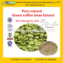 Effective Quality Green Coffee Bean Extract