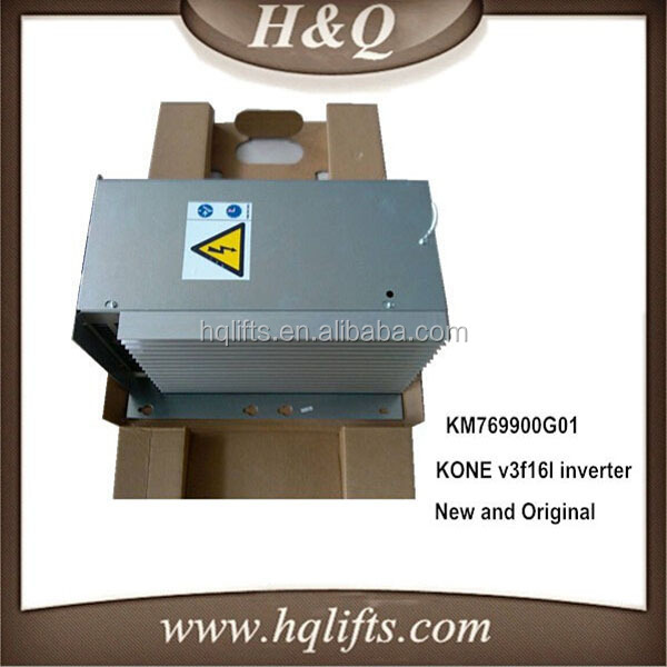 Elevator Parts Inverter, Elevator Door Inverter, Elevator Parts V3F16L KM769900G01