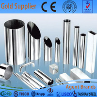 202 no.1 surface stainless steel pipe