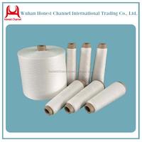 polyester yarn manufacturer supply spun polyester yarn for weaving
