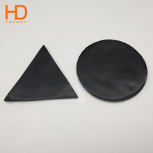 Car inside use phone triangle and circular shape adhesive pu gel pad