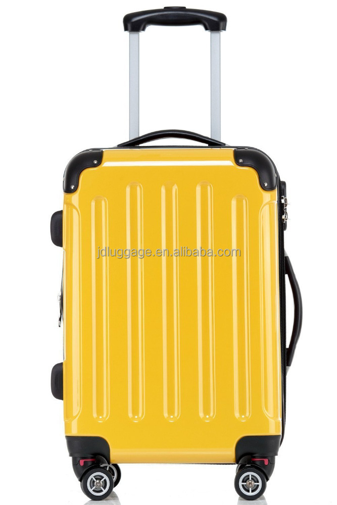 BEIBYE abs+pc plastic hardshell trolley luggage bags travel luggage