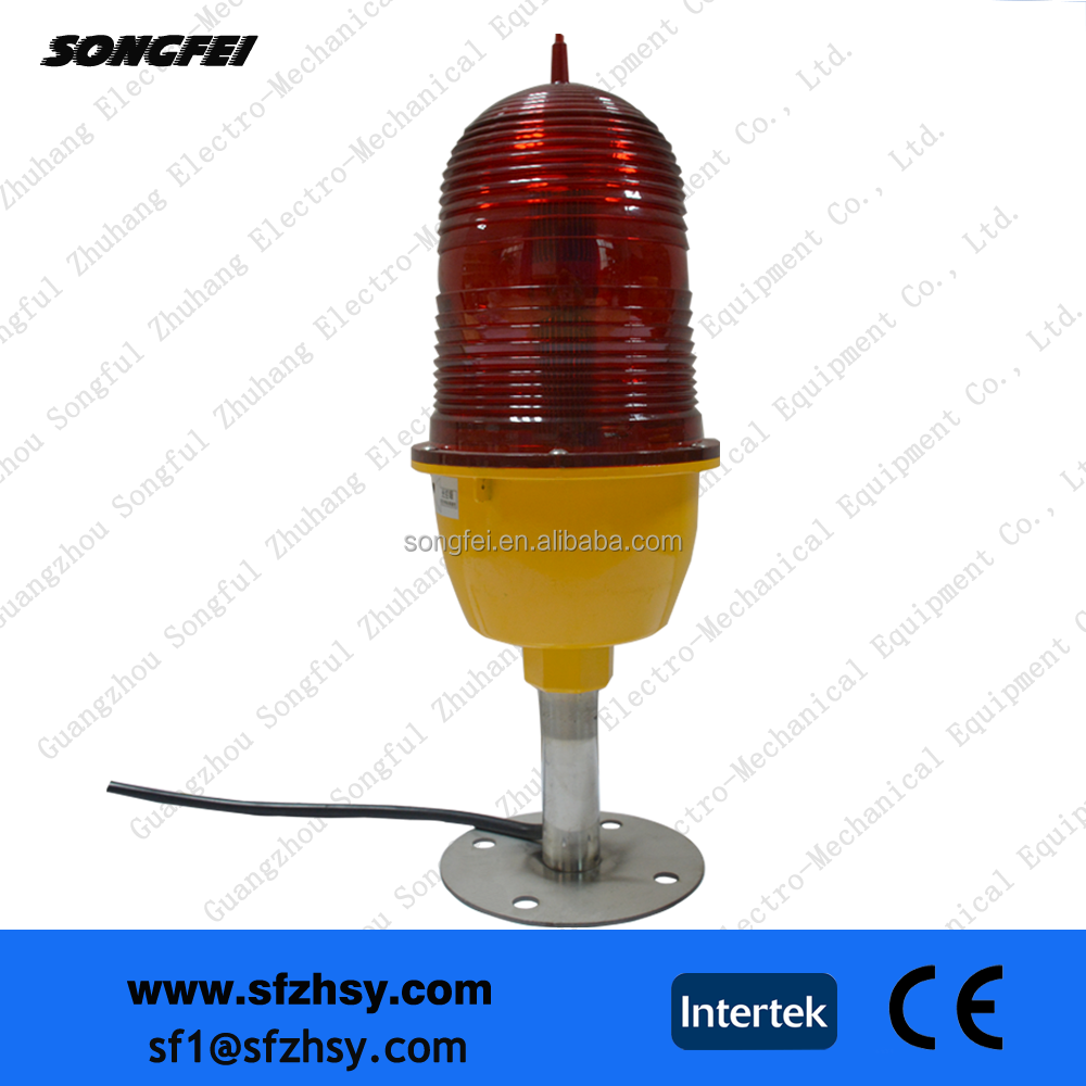 LED Medium light intensity type B aviation obstruction light GPS /L-864 Aircraft Warning Lights/LED obstruction light