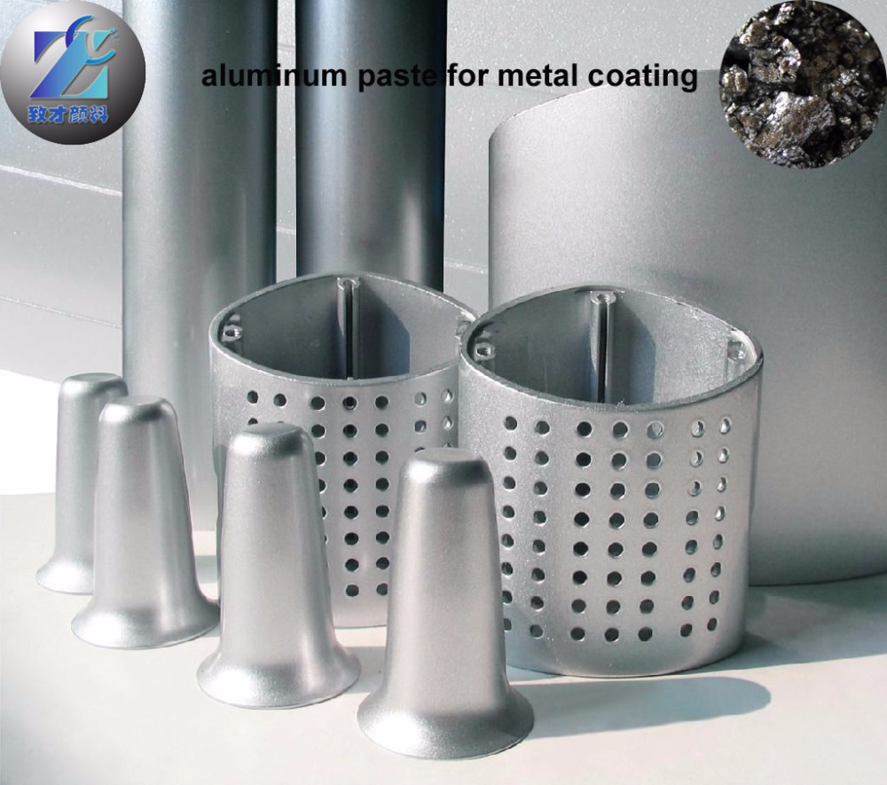 Sparkling aluminum paste for metal paint plastic paint for outstanding glitters and metal effect