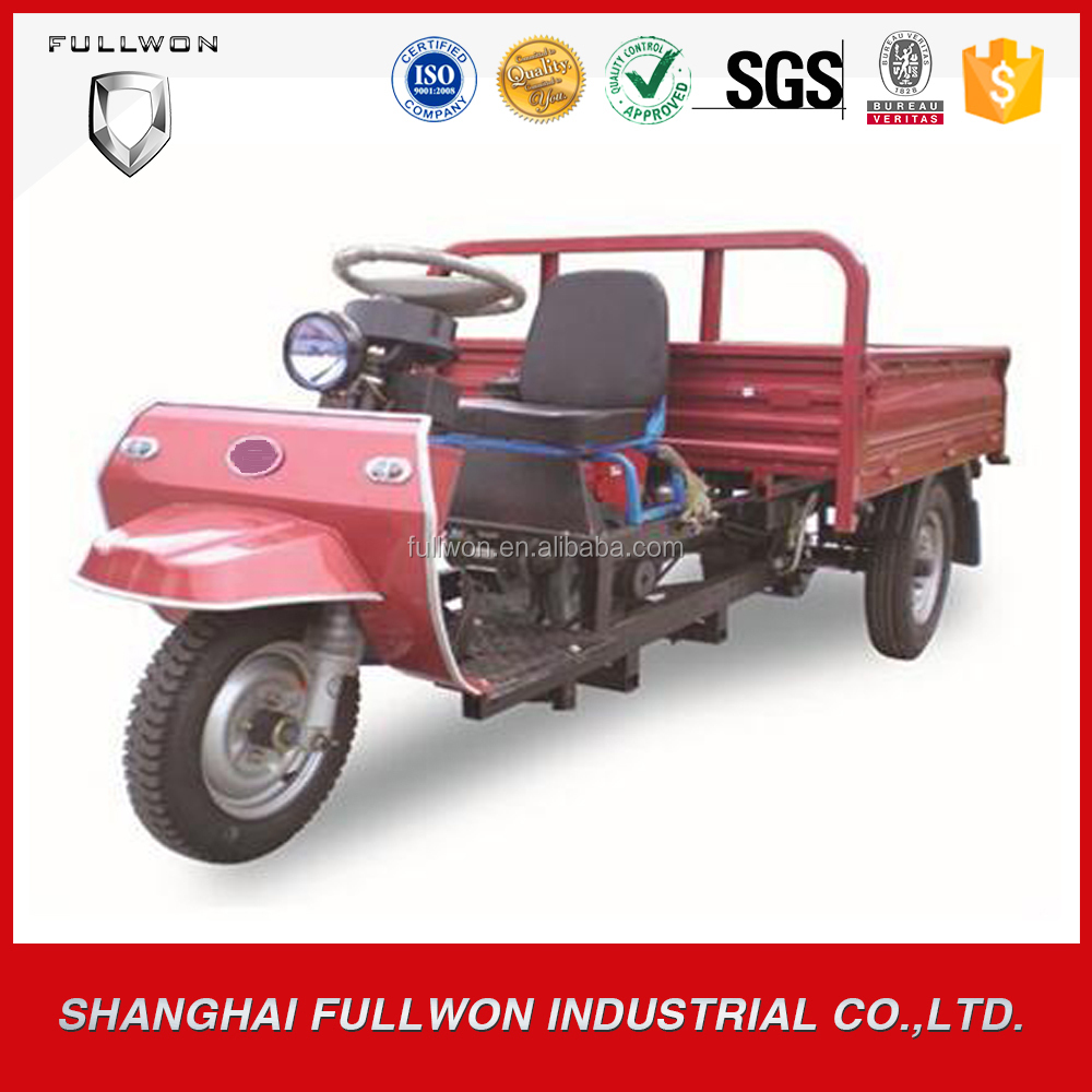 Most Popular 3 wheel motorcycle with roof heavy transportation