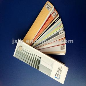 Paint Aluminum Shutter Blinds Slats