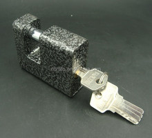 90MM wrought iron gate lock