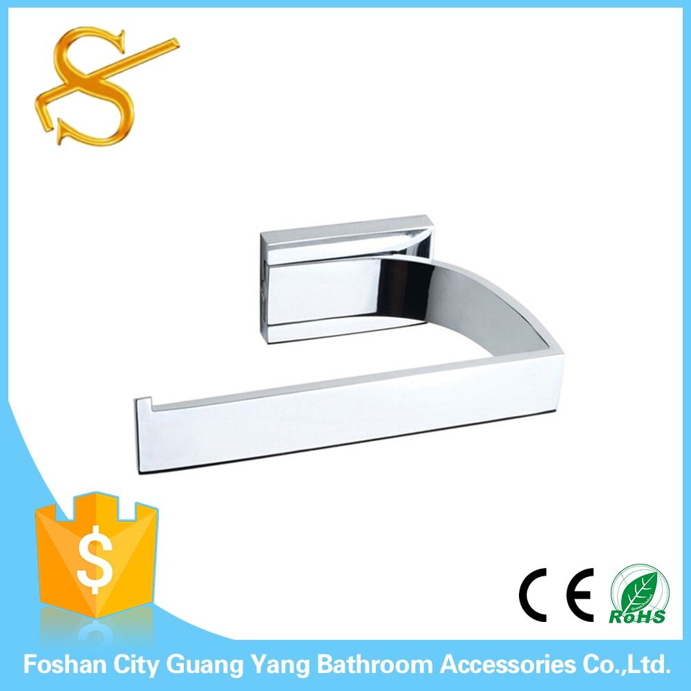 Trade assurance manufacturer great quality factory price wall mount tissue holder with suction cup