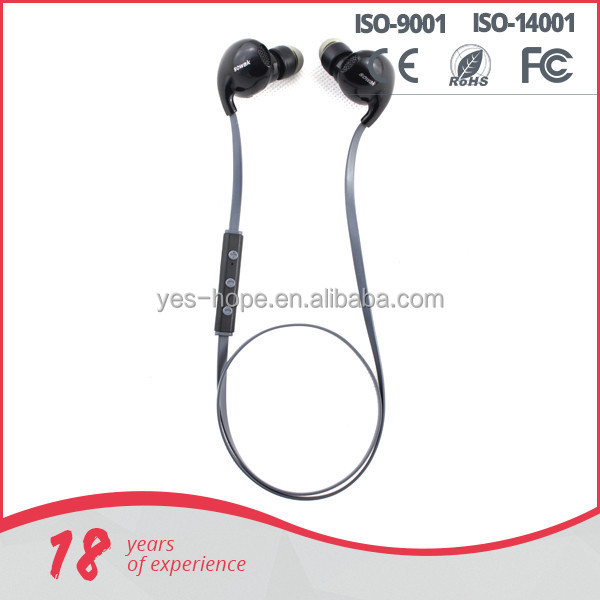 Hot selling wireless fm radio bluetooth headset on selling
