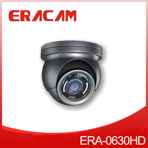 1/3 Effio-E HAD CCD II Super Wide Angle Outdoor Dome Fisheye Lens 360 Degree Analog Camera