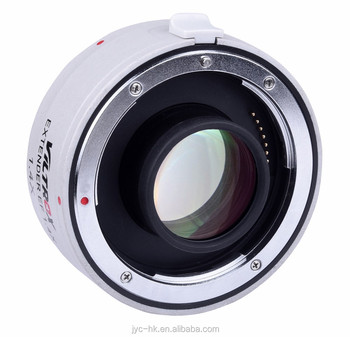 Alibaba Best Sellers VILTROX C-AF 1.4X Automatic Teleconverter with Higher Magnification for canon camera dslr