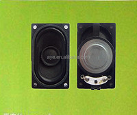 50*30mm 8ohm 1.2w portable mini speakers driver for laptop