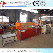 Mini laboratory twin screw movable extruder line, extruder laboratory