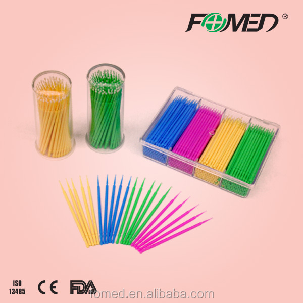 disposable Medical Aspirator Surgical Suction Tip Dental with three size