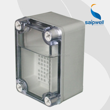ip66 abs&pc waterproof plastic electrical junction boxes /abs waterproof box DS-AT-0609(65*95*55)